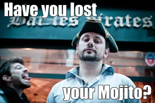 Tu as perdu ton Mojito ?