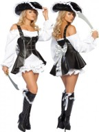 costume-pirate-blanc-cuir-38-40-42-44