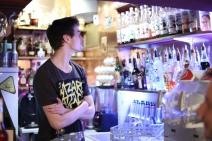 Thomas au Bar les pirates